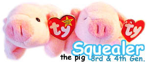 Squealer the pig